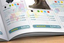 Apa saja yang harus ada dalam katalog produk?