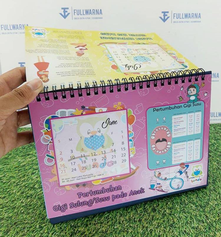 Percetakan Kalender Jogja