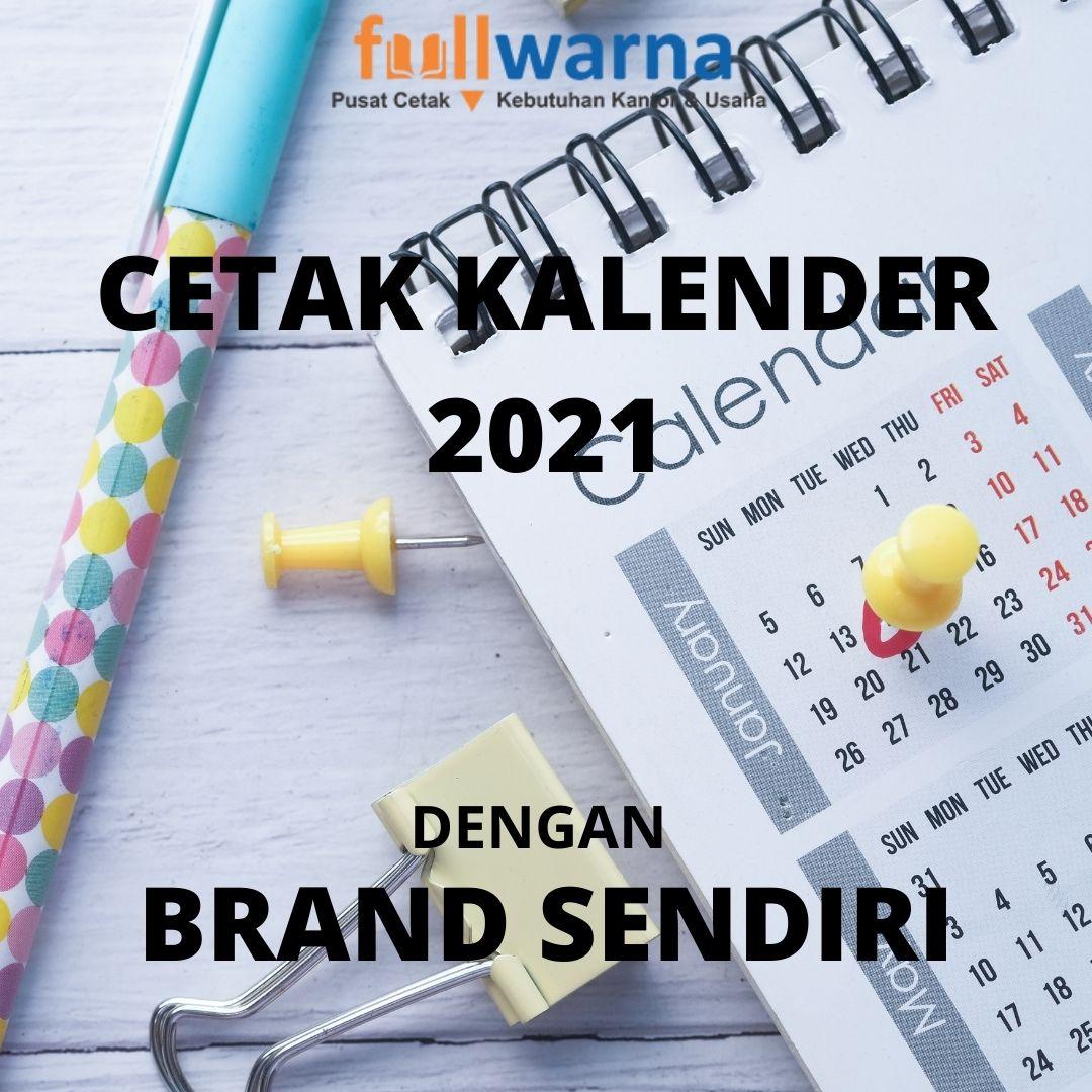 Cetak Kalender 2021 dengan Desain Brand Sendiri ...