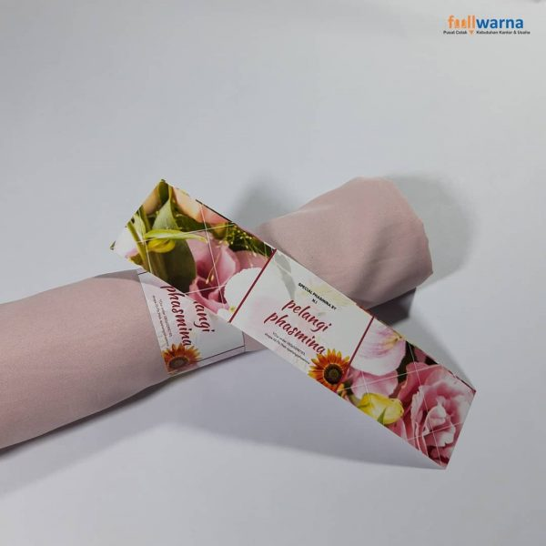Label Hijab Custom